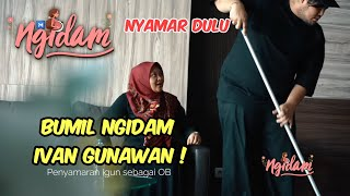 NGIDAM : IVAN GUNAWAN JADI OB (NEW PROGRAM)