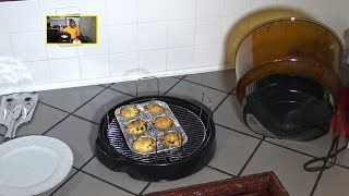 Blueberry Muffins NuWave Oven Recipe