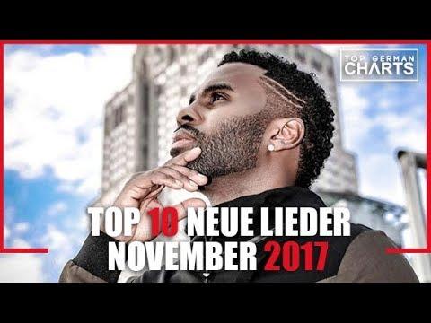 TOP 10 NEUE LIEDER NOVEMBER 2017 | CHARTS NOVEMBER 2017