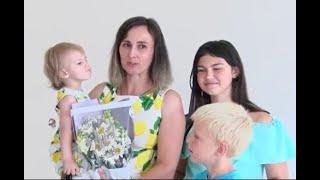 В новом доме встретила День семьи, любви и верности многодетная семья из Михайловска