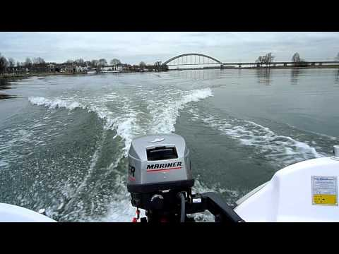 Poseidon 435 with Mariner 10 hp.MOV