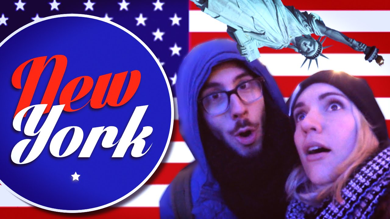 New york - Natoo et Kemar ( vlog )