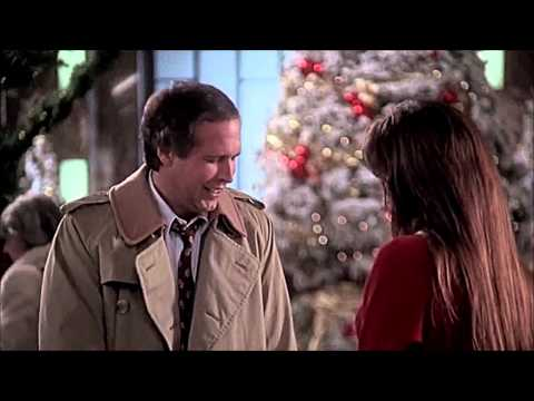 National Lampoon's Christmas Vacation (1989) Scene: Sexy Sales-Clerk
