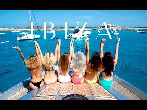 LETS GO TO IBIZA! | Beautycrushvlogs