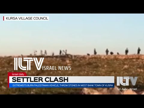 Clashes in the West Bank