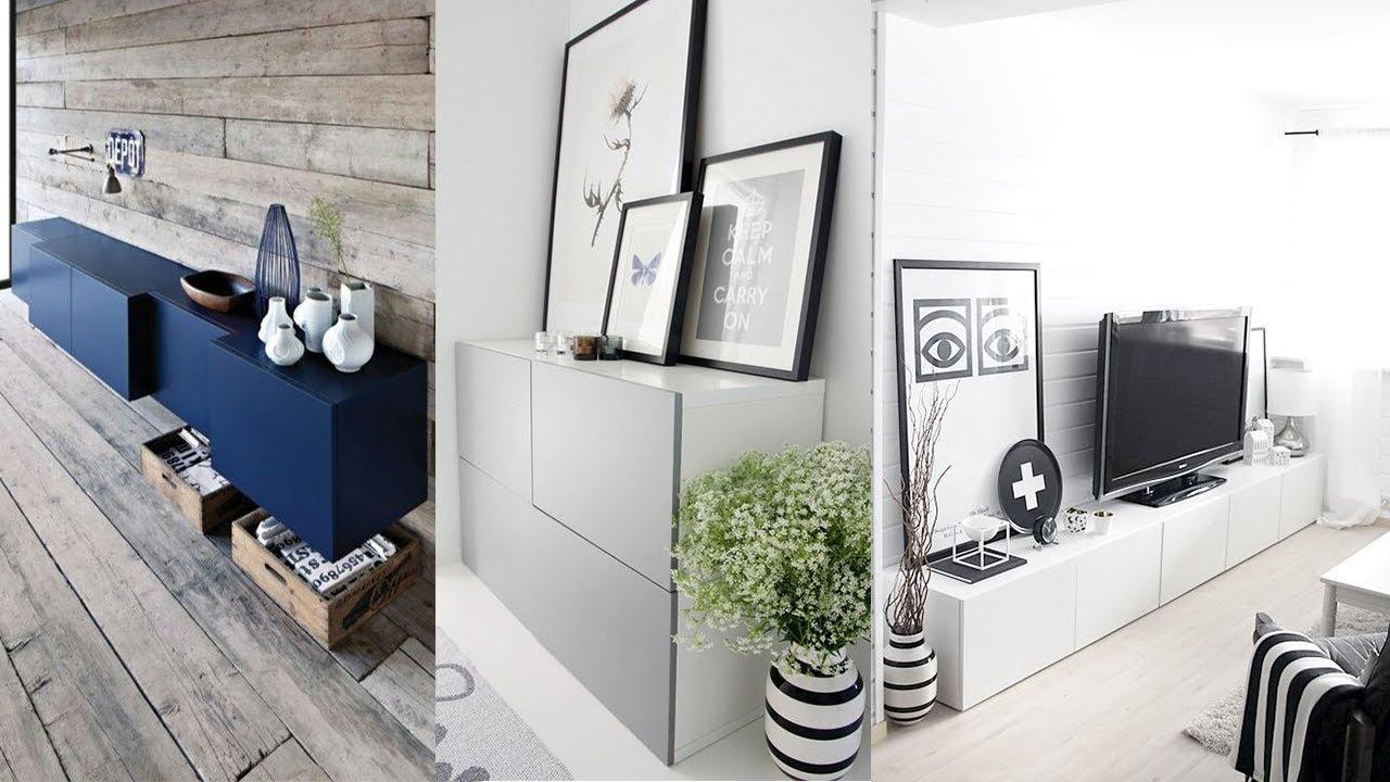 17 Ideas For Hacking & Customizing IKEA's BESTA Cabinets