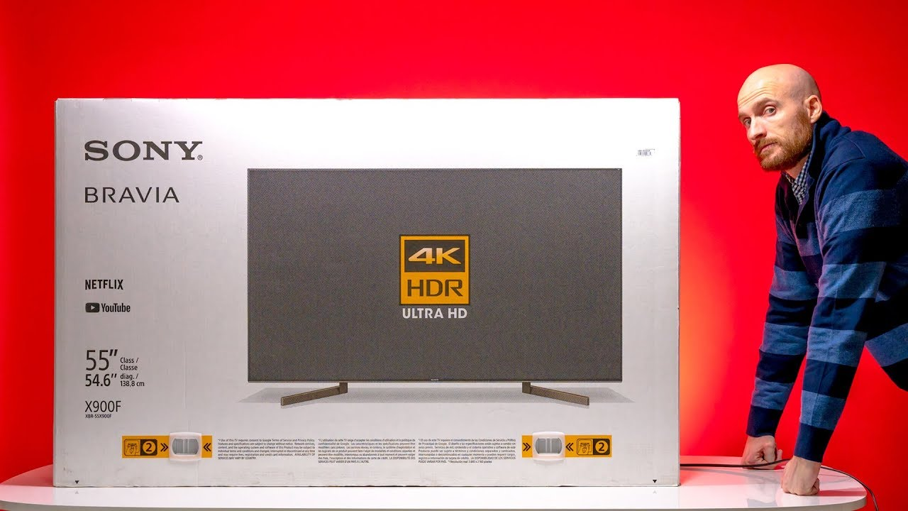 (3 Weeks Later) SONY X900F / XF90 4k TV -- Long Term Review in progress