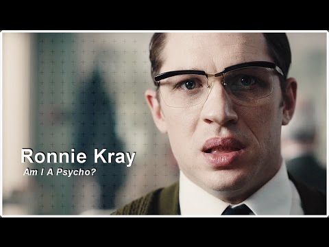 ● Ronnie Kray | Am I A Psycho?