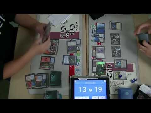 Orb less Orb 11/11 Saturday Night Magic Modern GANGIMARI Traft VS Tezzeret's