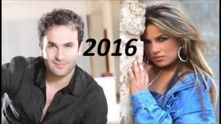 Ayman Zbib Ft Grayce Deeb Ghani Ma3e 2016 غريس ديب و أيمن زبيب في غني معي 2016