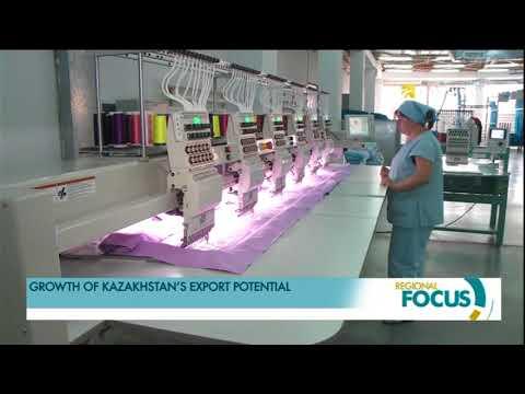 Growth of Kazakhstan's export potential