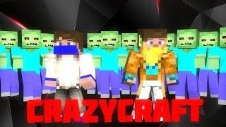 Minecraft LP: Crazy Craft - #3 - Аметисты!