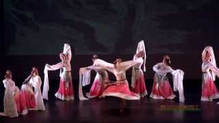 Repeat youtube video 舞蹈《潔白的西藏》(舞苑奇葩聚香江2013)