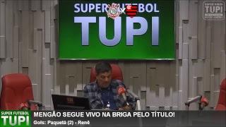 Corinthians 0 x 3 Flamengo - 28ª RODADA - Brasileirão - 05/10/2018