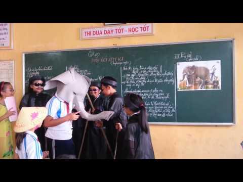 Tiết 40 Thầy bói xem voi - giáo viên Phùng Vân