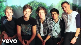 One Direction - BRING ME TO 1D: KISS YOU PREMIERE