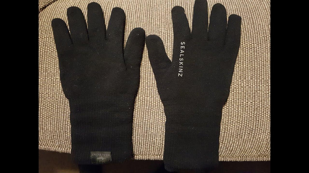 75139b0cf087d Sealskinz ultra grip waterproof gloves review november youtube jpg 1280x720 Sealskinz  waterproof gloves review