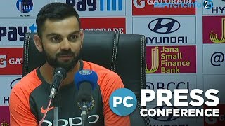 At 18, none of us were even 10 percent of the player Prithvi is - Kohli