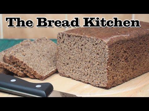 Sourdough Rye Bread Recipe In The Bread Kitchen