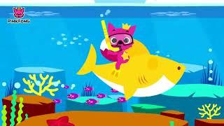 baby shark sha la la