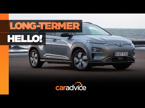 2019 Hyundai Kona Electric long-term review: Welcome! | Electric SUV