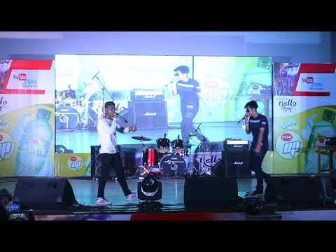 Talented boy-Mouth Box perform@ Youtube fan fest bd 2018