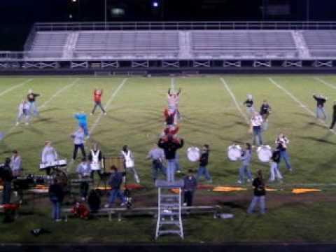Girard High School Marching Band