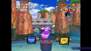 Sonic Heroes (PC) Team Dark Longplay