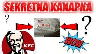 SEKRETNA KANAPKA Z KFC  *DOSTĘPNA TYLKO O PÓŁNOCY !*
