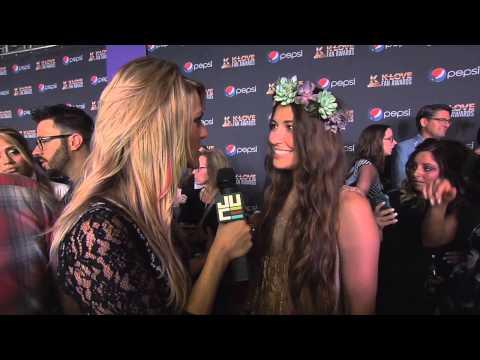 Lauren Daigle - K-LOVE Fan Awards Red Carpet