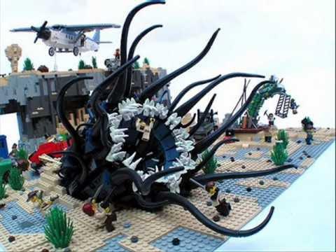 Awesome Lego Creations - YouTube