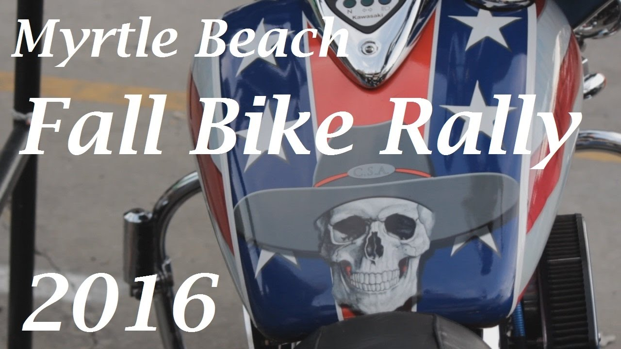 Mb Fall Bike Week 2016