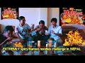 EXTREMLY spicy Ramen noodles challenge in  NEPAL (WITH TWISTS)