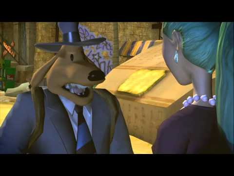 Sam and Max 303 - They Stole Max's Brain