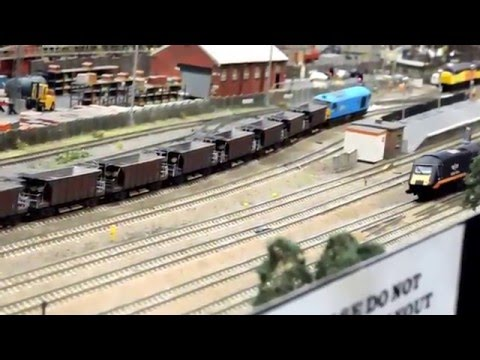 Rail Express Magazine's Diesel & Electric Show 2016