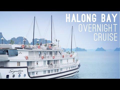 Overnight Cruise In Ha Long Bay, Vietnam
