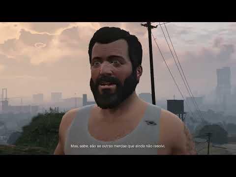 GTA 5 - Modo História #12- Fingindo de Morto , Aliens ?! e Resgate nas Alturas