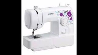 Brother JA1400 Sewing Machine - Instructional Manual [English]
