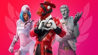 ♥ FREE NOW IN FORTNITE! VALENTIN SAN EVENT ♥