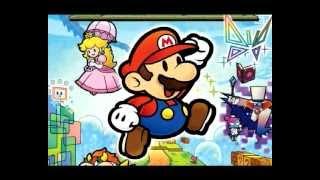 Видео обзор игр серии Марио. Часть 10: Super Paper Mario