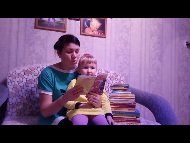 Изображение предпросмотра прочтения – МаринаКуприянова читает произведение «Муха Цокотуха» К.И.Чуковского