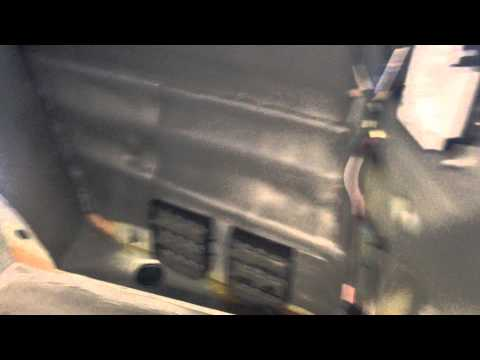 Skoda Octavia A5 Шумоизоляция багажника