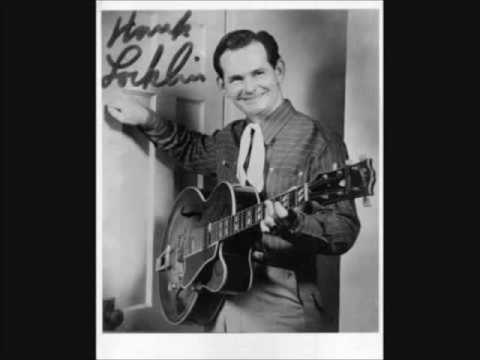 Hank Locklin - I'll Always Be Standing By (1954).
