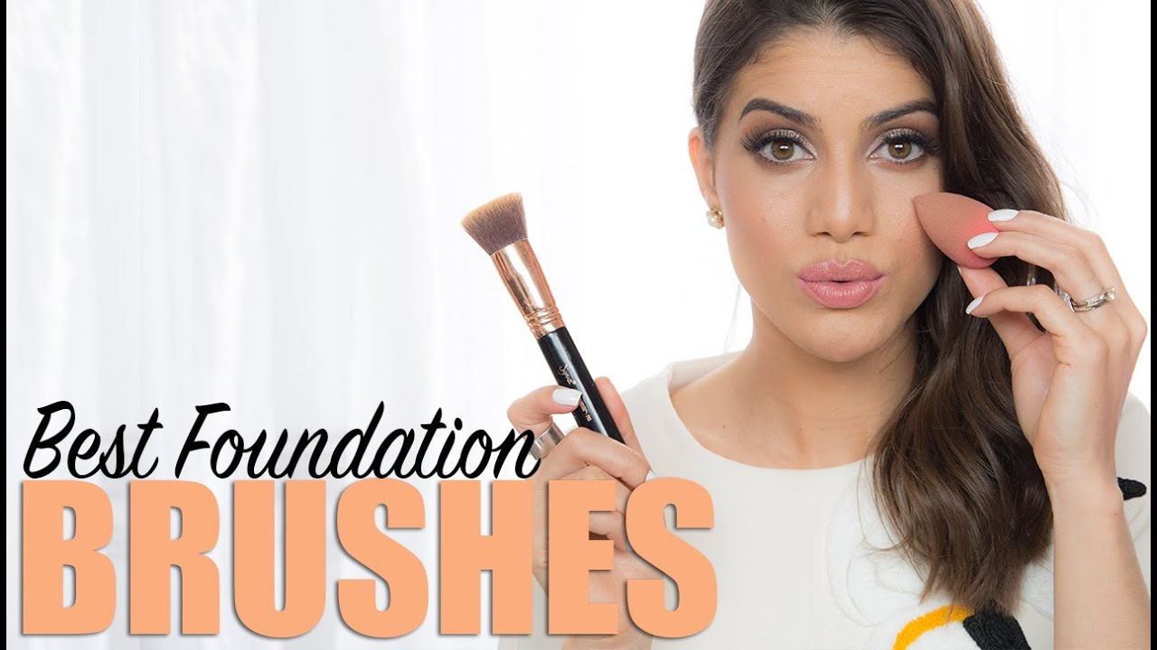 Best Foundation Brushes | Makeup Tutorials and Beauty Reviews ...
