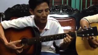 Đường xa ướt mưa * hòa tấu guitar - Lâm Thông