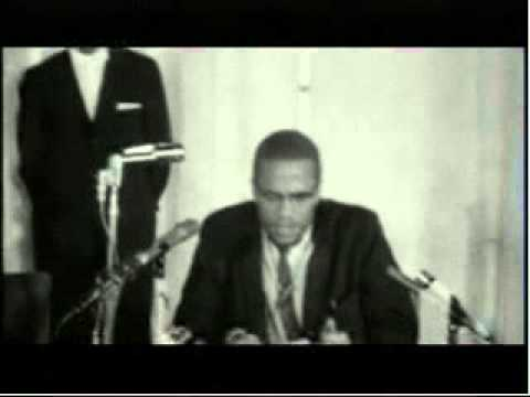 Dr King Malcolm X and Garvey - Economics Empowerment