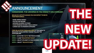 *NEW* UPDATES TO THE GAME // Star Trek Fleet Command