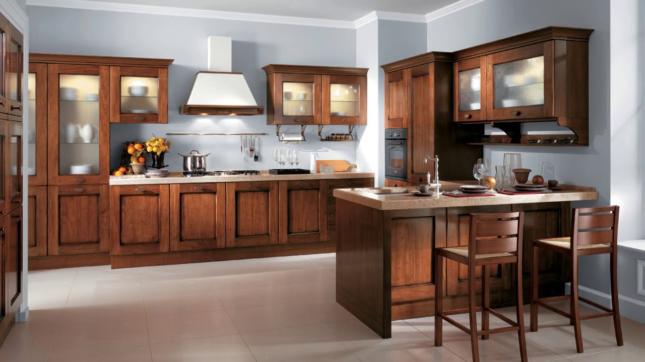Modern Italian Kitchen Design Style