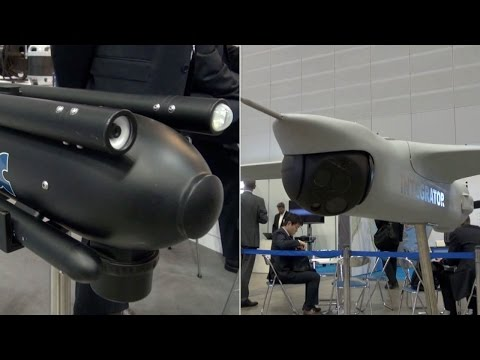 Mast Asia 2015: Japan's first international defense trade show