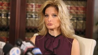 From youtube.com: Summer Zervos accused Donald Trump of groping her, and she filed a defamation lawsuit after he called her accusations a lie. {MID-204860}